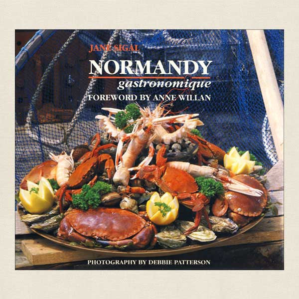 Normandy Gastronomique French Cookbook
