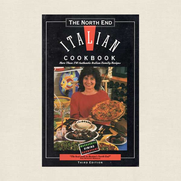 The North End Italian Cookbook