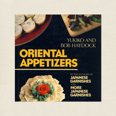 Oriental Appetizers Cookbook