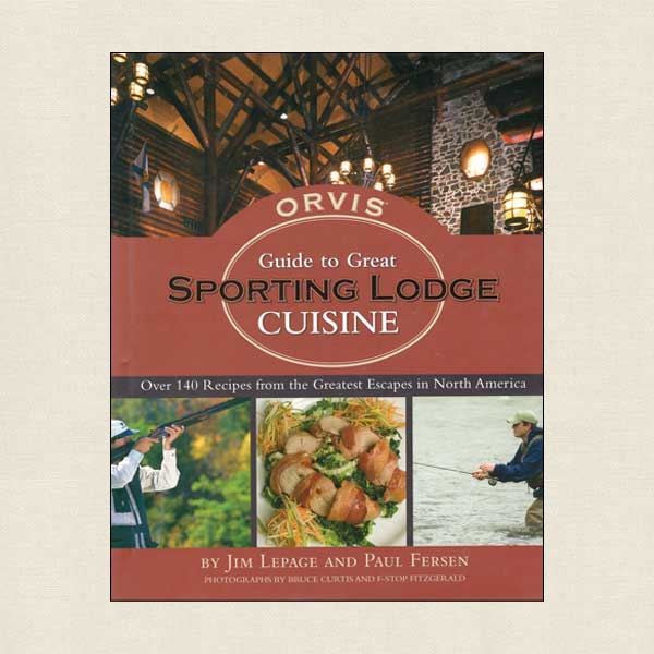 Orvis Sporting Lodge Cuisine