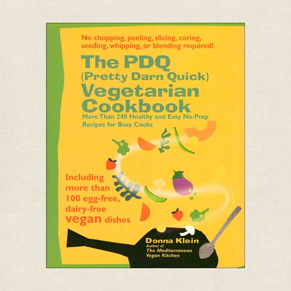 PDQ Vegetarian Cookbook