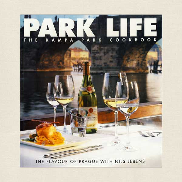 Kampa Park Restaurant Cookbook Prague Park Life