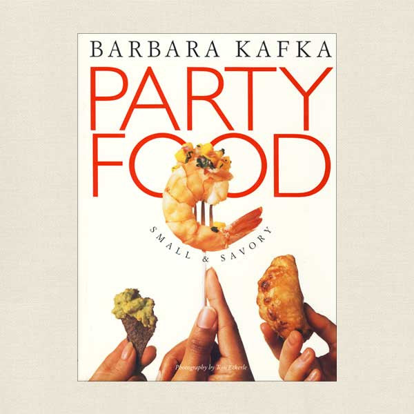 Party Food Small and Savory Cookbook