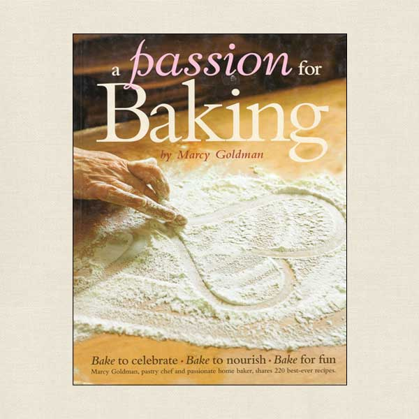 A Passion for Baking Cookbook