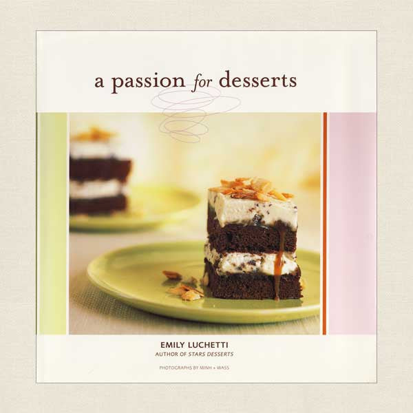 Passion For Desserts Cookbook