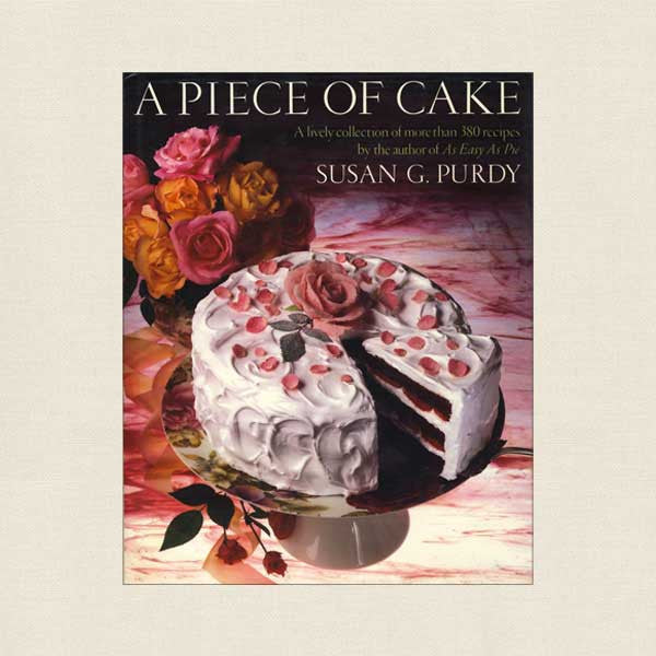 Piece of Cake Cookbook