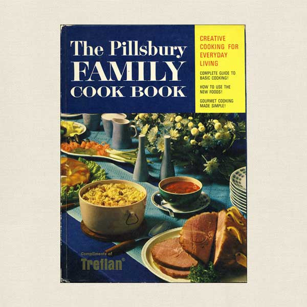 Pillsbury Family Cook Book: Vintage
