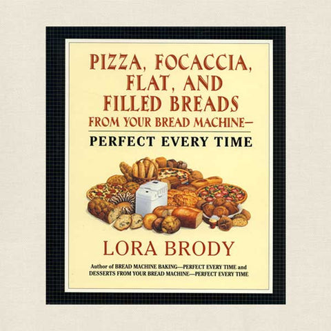 Pizza Focaccia Flat and Filled Breads