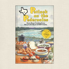 Potluck on the Pedernales: The Community Garden Club of Johnson City