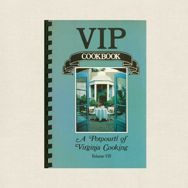 Poutpourri of Virginia Cooking Cookbook Vol VII