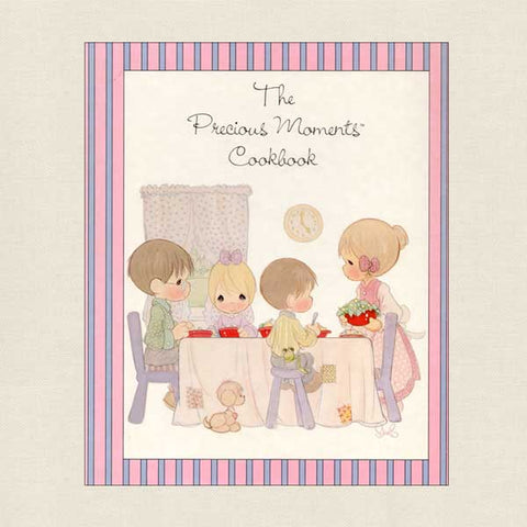 Precious Moments Cookbook Enesco
