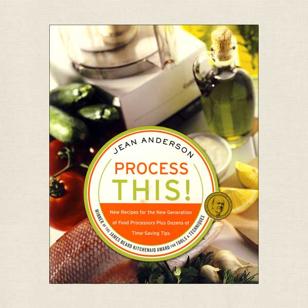 Process This: New Recipes for the New Generation Food Processors