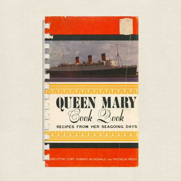 Queen Mary Cookbook