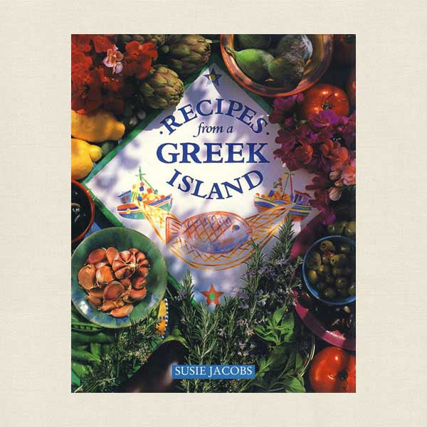 Recipes From a Greek Island Cookbook