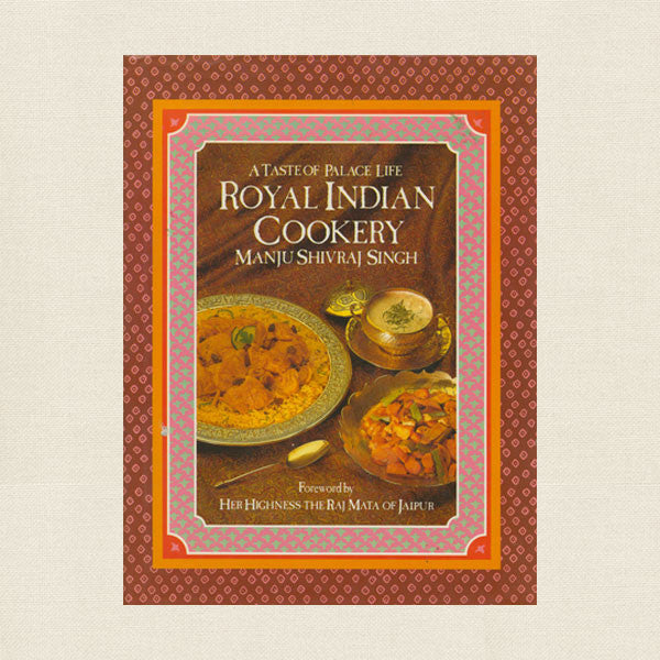 Royal Indian Cookery