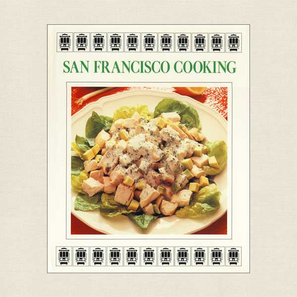 San Francisco Cooking Cookbook