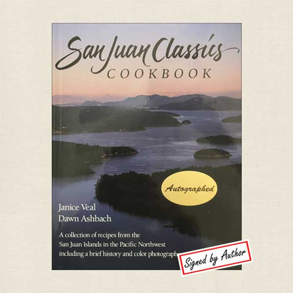 San Juan Classics Cookbook - Signed Edition