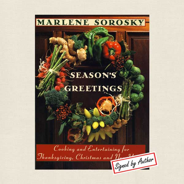 Season's Greetings - Marlene Sorosky Signed Edition