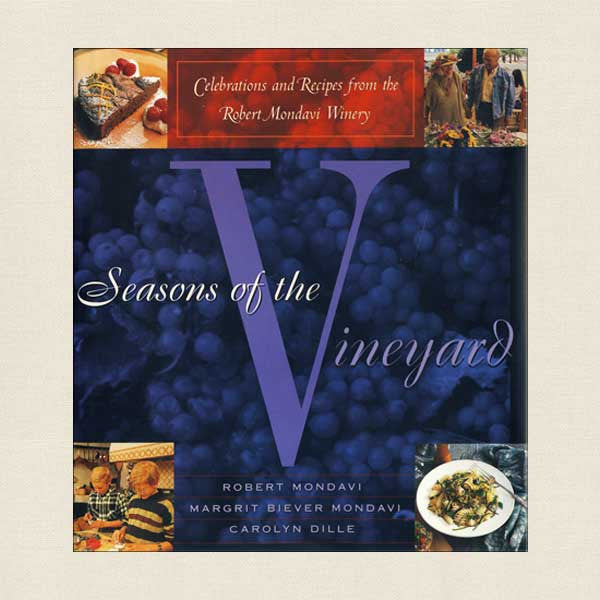 Seasons of the Vineyard Cookbook