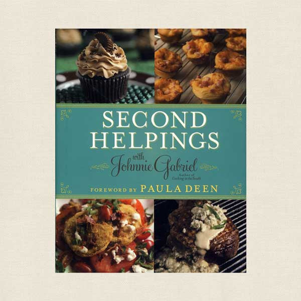 Second Helpings Cookbook - Johnnie Gabriel