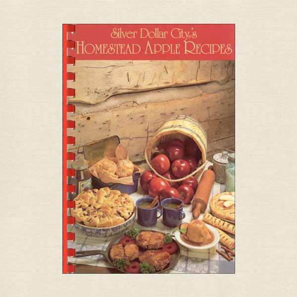 Silver Dollar City Applebutter Shop Cookbook Branson