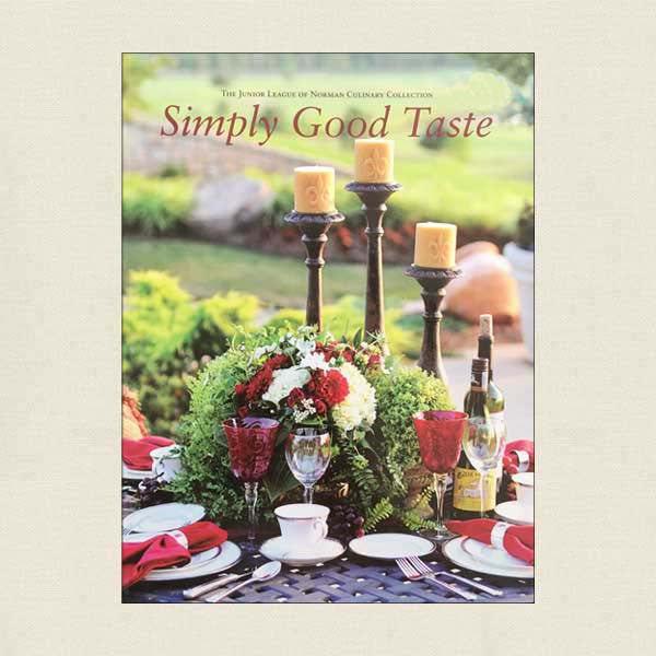 Simply Good Taste: The Junior League of Norman