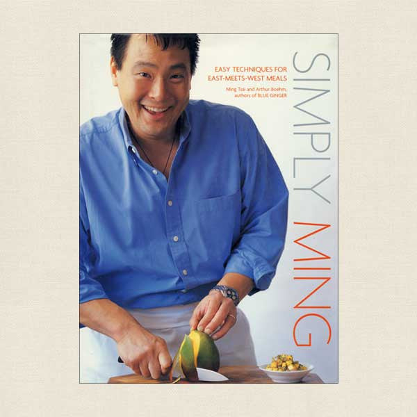 Simply Ming Cookbook
