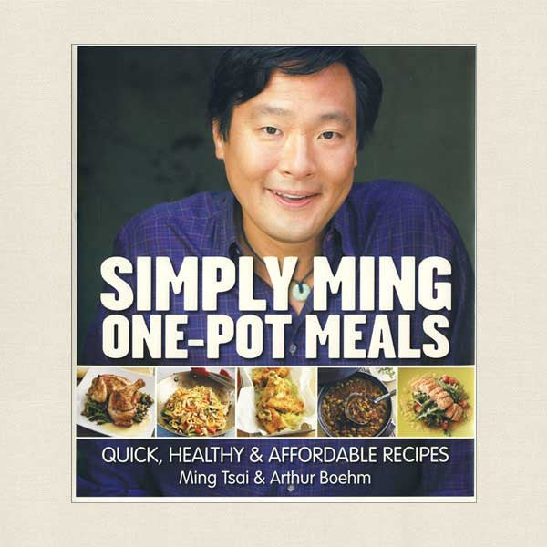 Simply Ming One-Pot Meals Cookbook