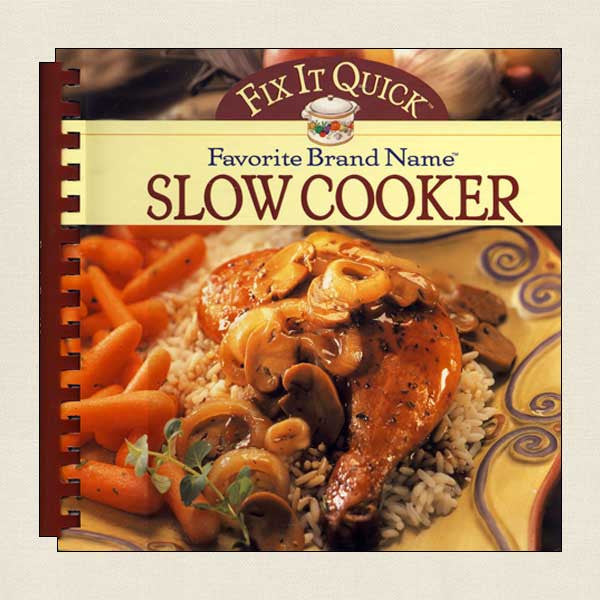 Fix It Quick Favorite Brand Name Slow Cooker
