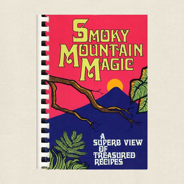 Junior League Johnson, Tennessee Cookbook - Smoky Mountain Magic