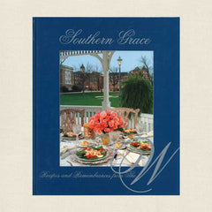 Southern Grace Cookbook from the Mississippi University for Women