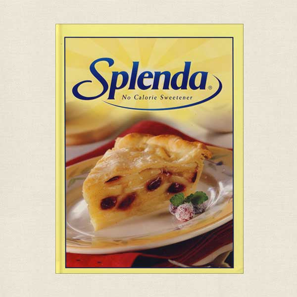 Splenda No Calorie Sweetener Cookbook