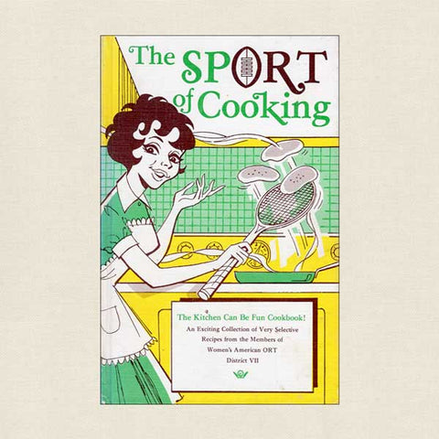 Women's American ORT The Sport of Cooking