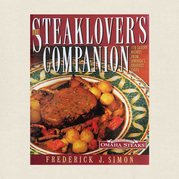 Steaklover's Companion Omaha Steaks Cookbook