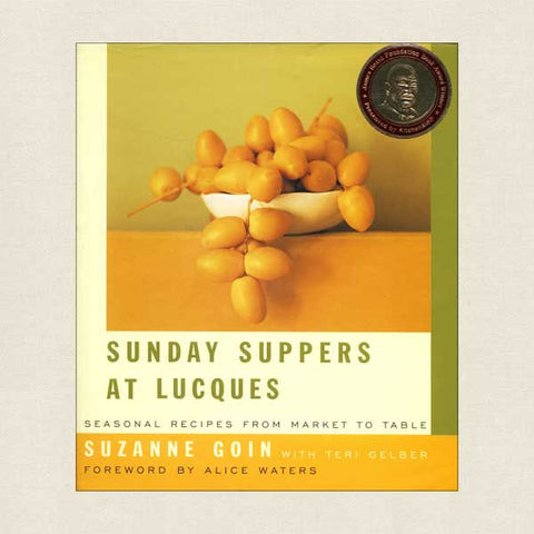 Sunday Suppers at Lucques Restaurant in Los Angeles