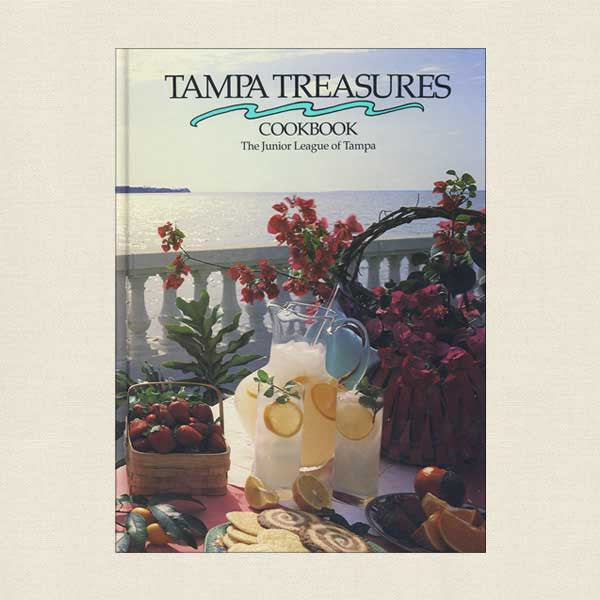 Tampa Treasures Cookbook