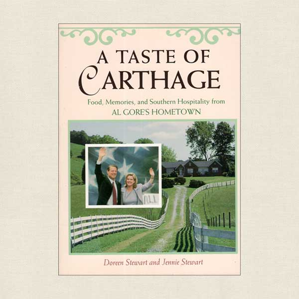 Taste of Carthage Tennessee Cookbook