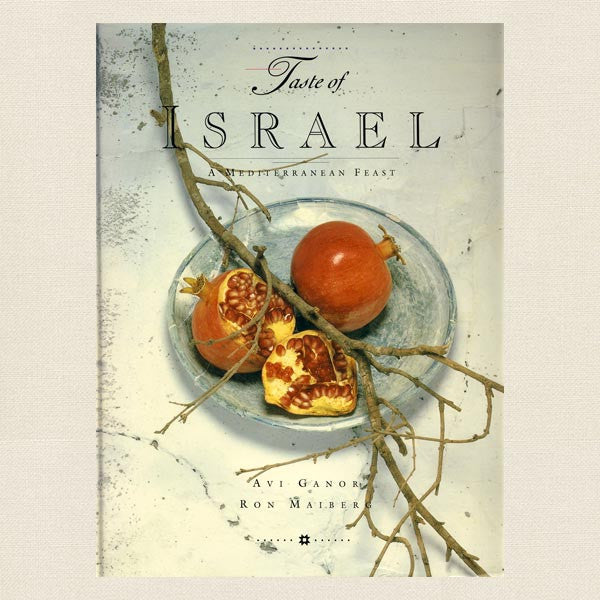 Taste of Israel Cookbook - A Mediterranean Feast