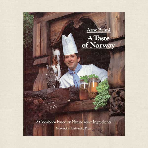 Taste of Norway - Based On Nature's Own Ingredients