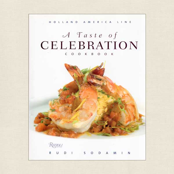 Holland America Line - A Taste of Celebration Cookbook