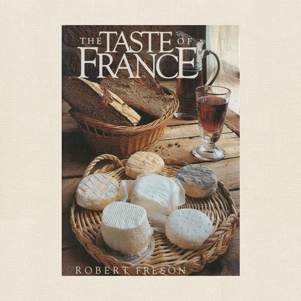 Taste of France Cookbook