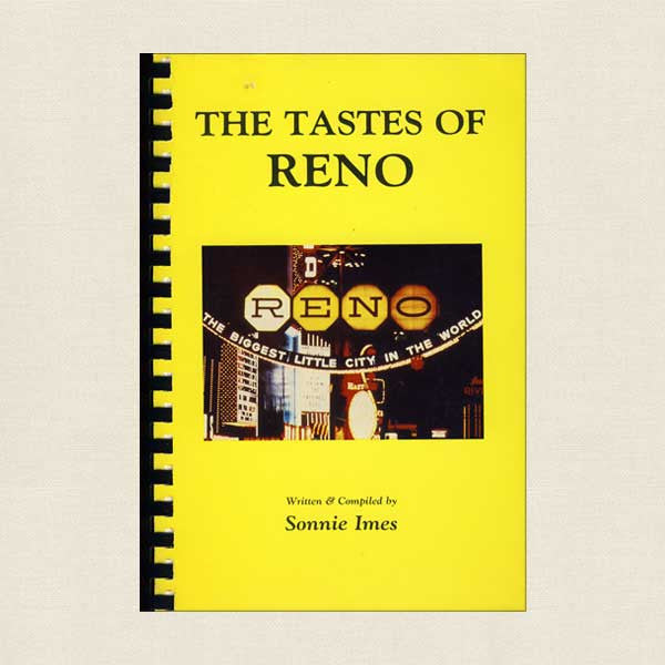 Tastes of Reno Restaurants Cookbook