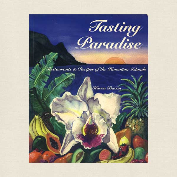 Tasting Paradise Cookbook Hawaii