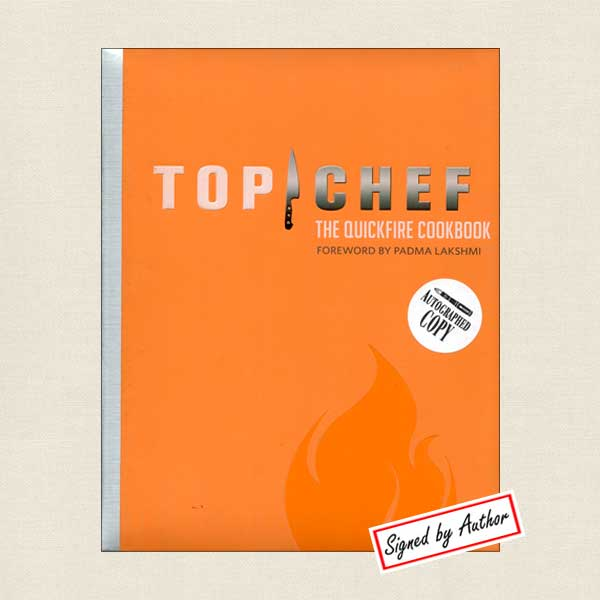 Top Chef The Quickfire Cookbook