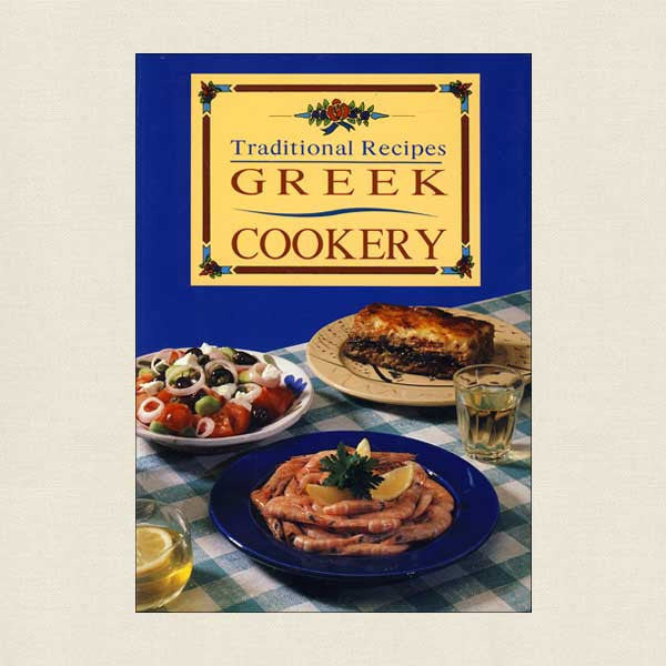 Traditional Recipes Greek Cookery