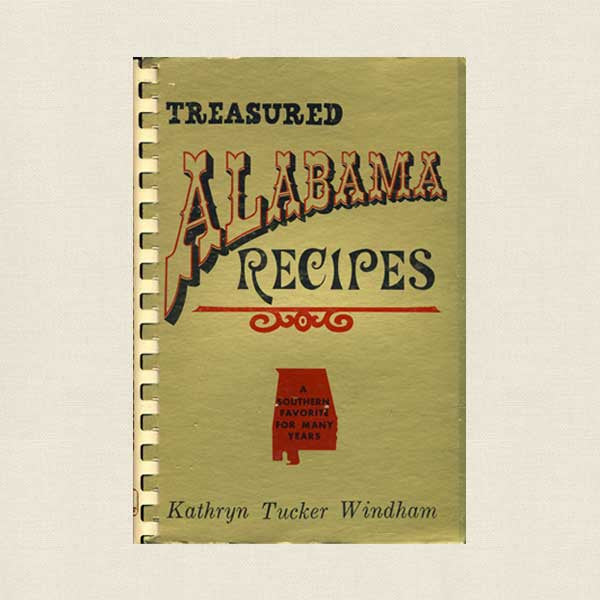 Treasured Alabama Recipes Cookbook