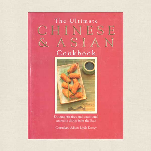 Ultimate Chinese and Asian Cookbook