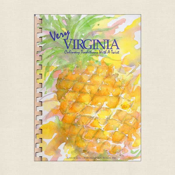 Very Virginia: Junior League of Hampton Roads Cookbook