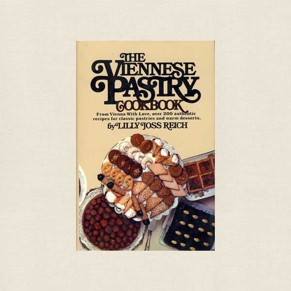 Viennese Pastry Cookbook