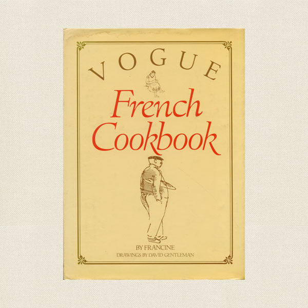 Vogue French Cookbook